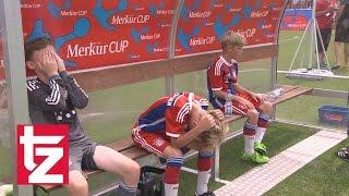 FC Bayern beim Merkur CUP 2015: Historisches Aus in der Vorrunde