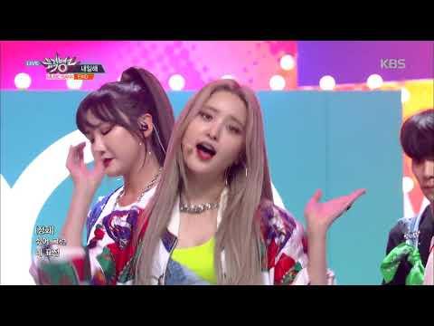 뮤직뱅크 Music Bank - 내일해 - EXID (LADY - EXID).20180406