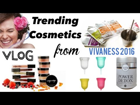Homemade Face Mask, Menstrual Cup, Teatox - Trending Cosmetics from Biofach Vivaness