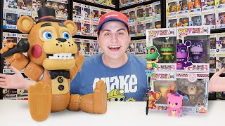 Buying Every FNAF Funko Product at EB Games!