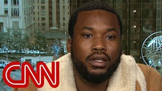 Rapper Meek Mill on his new album, Kanye and criminal justice reform