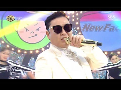 PSY - 'New Face' 0514 SBS Inkigayo