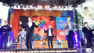 Army Fans Camp Out a Week Ahead of BTS Concert