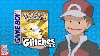 GymGymGym - Glitches in Pokémon Yellow (Part 2) - Glitches With DPadGamer