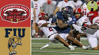 Jacksonville State vs FIU 2020 College Football Highlights