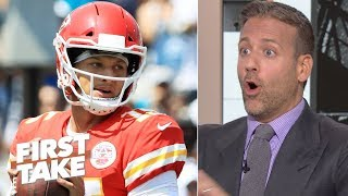 Patrick Mahomes is the best player in football – Max Kellerman | First Take