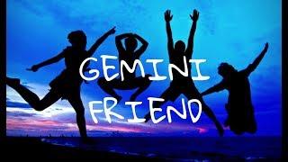 10 reasons WHY you need a GEMINI friend | Hannah's Elsewhere