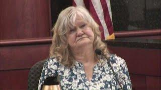 Grandmother of Timothy Jones Jr. testifies in his trial