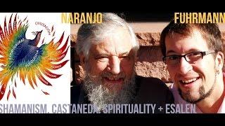 Interview Jörg Fuhrmann mit Dr. Claudio Naranjo über Schamanismus und Psychotherapie