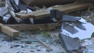 Worshipers vow to rebuild after tornado wipes out church in Franklin