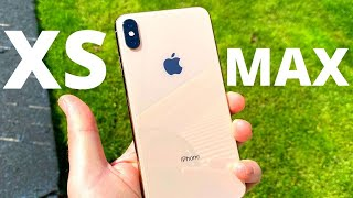 iPhone XS Max Revisited