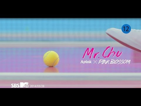 Apink 에이핑크 4TH MINI [Pink Blossom] 'Mr.Chu' (미스터 츄) M/V