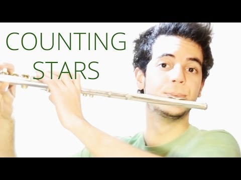 Baixar Counting stars - OneRepublic - Flute Cover - MartimOnFire (sheet available)