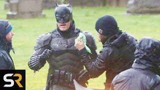 Robert Pattinson's Batman Will Be Stronger Than Every Other Batman