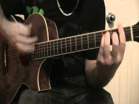 Video Todopoderoso Instruccional Para estudiantes de Guitarra en Aminor / LA menor