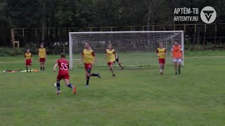 Болеем за наших.  Детская футбольная команда «Forza» в одном шаге от титула чемпиона края