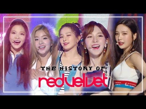 RED VELVET Special ★Since Debut to POWER UP★(1h 2mins Stage Compilation)