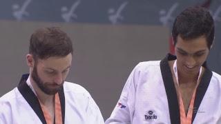 Taoyuan 2018 World Taekwondo Grand Prix Series September 21, 2018,  Friday (W-49kg,M-80kg)