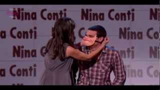 Nina Conti - Best Ventriloquist Performance Ever