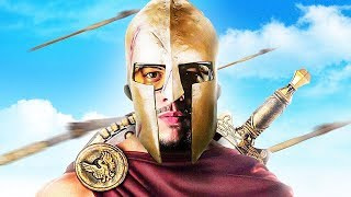 I'M A SPARTAN!! (Assassin's Creed Odyssey, Part 2)
