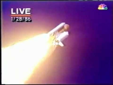 """28.01.1986 - Космическата совалка на САЩ """"Челинджър"""" се взривява 73 секунди след своето десето излитане"""