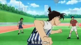 Khi shinichi đá bóng ⚽⚽⚽