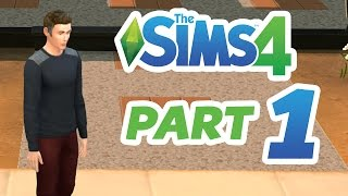 The Sims 4 Walkthrough Gameplay Part 1 - MOVING IN (Let's Play Playthrough)