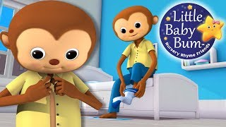 Getting Dressed Song   Little Baby Bum   Nursery Rhymes for Babies   Videos for Kids