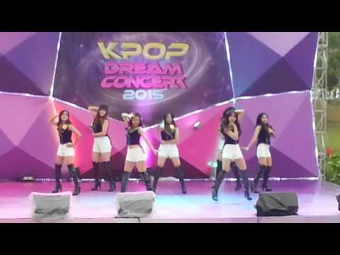 [150503] INVASION After School Dance Cover - Because Of You + Bang! at Mall Alam Sutera