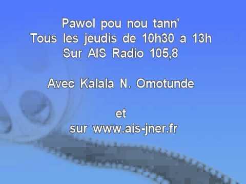 Omontude sur AIS radio (Guadeloupe) partie 1