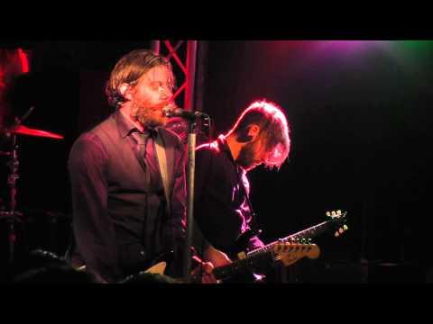 Black Light Burns LIVE Glasgow, UK, The Cathouse 25.01.2013 - Coward