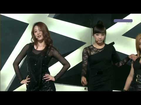 f(x) - Mr.Boogie (100718) Inkigayo_(HD)