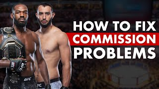 How Do We Fix Officiating in MMA?