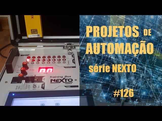 FORNO DE MICROONDAS EMULADO NO CLP NEXTO (p5) | Projeto de Automação #126