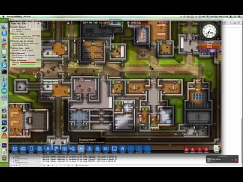 Prison Architect Alpha 24