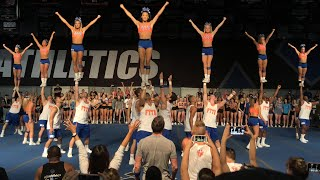 Cheer Athletics Wildcats Worlds Showoff 2018