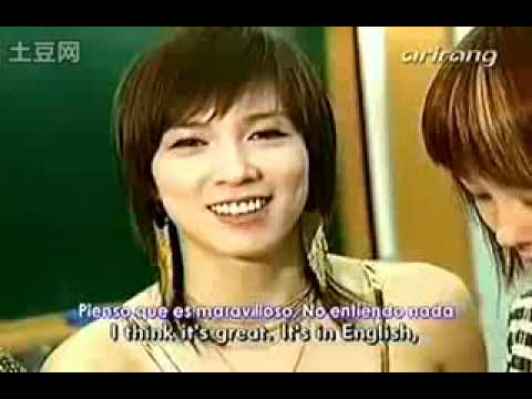 [ENG] 070607 CSJH The Grace - TV Pops in Seoul