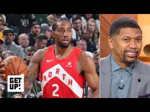 Kawhi's creativity, career-high 9 assists was the difference in Game 5 - Jalen Rose | Get Up!