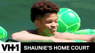 Shaunie Bribes Shaqir With $1,000 For School Shopping 'Sneak Peek' | Shaunie's Home Court