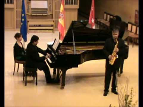 Manuel de Falla - Suite popular español - Asturiana