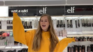 Shopping for DRUGSTORE MAKEUP at TARGET