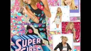 Hannah Montana - Supergirl (BassClubberz remix)
