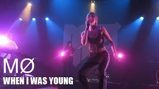 MØ - When I Was Young Live in Osaka