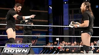 Bad News Barrett clashes with Ambrose and Bryan his stolen title: SmackDown, February 26, 2015
