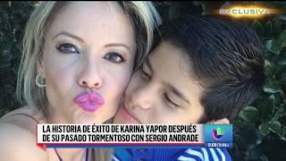 Karina Yapor Entrevista con Despierta América