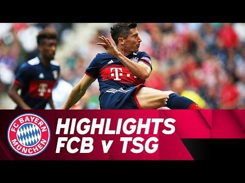 Bayern Munich vs 1899 Hoffenheim