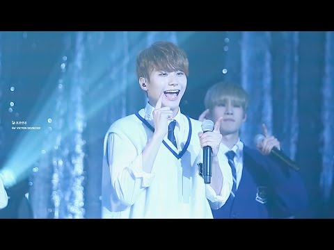 170502 HELLO JAPAN! VICTON 1ST SPECIAL LIVE, the chemistry 승식 focus.