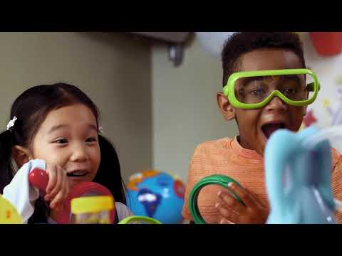 Learning Resources' new 30-second TV spot is a highlight of the educational toy company's new data-driven marketing campaign. Learn more at LearningResources.com/learnandplay
