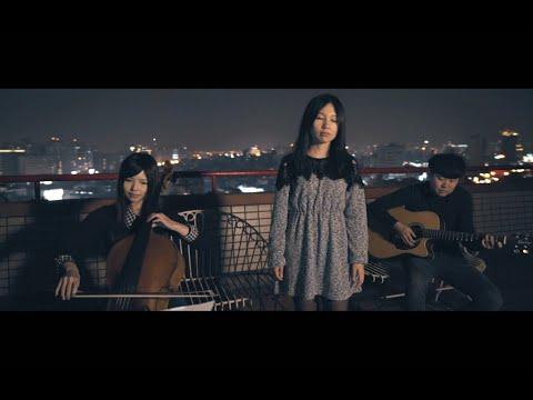周杰倫 算什麼男人 x 明明就 Cover By【Claire & Cheer】Feat.Miemie fromTaiwan HD (附譜+kala) 鞋子特大號 聽爸爸的話 手寫的從前