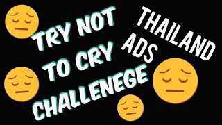 TRY NOT TO CRY CHALLENGE!!!
